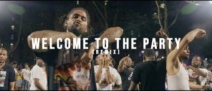 Dave East – Welcome To the Party (Remix) Ft. Kiing Shooter